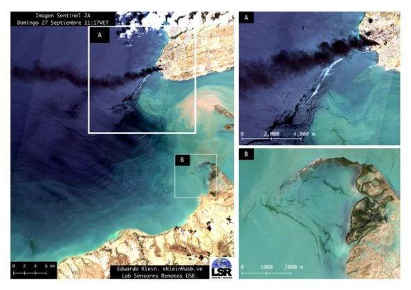 Dos nuevos derrames petroleros afectan costas de Falcón y Carabobo