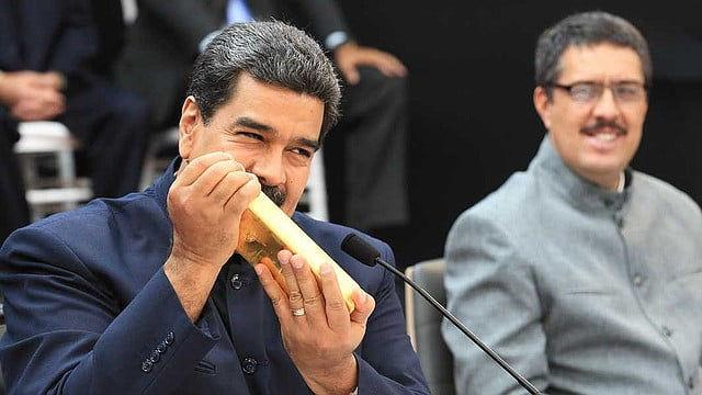 El sentido de la oportunidad extractivista en Venezuela
