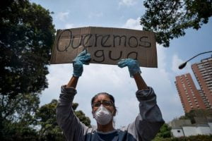Agua potable falla en 99% de los hogares en Venezuela: CEDICE