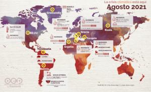 infografía cambio climático agosto